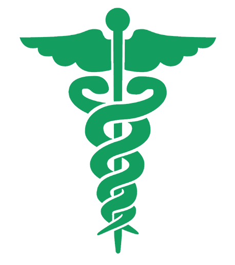 Green Caduceus